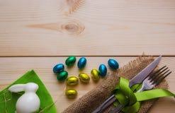 Concept heureux de Pâques Photos libres de droits