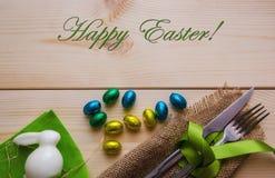 Concept heureux de Pâques Images stock