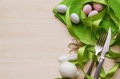 Concept heureux de Pâques Photographie stock