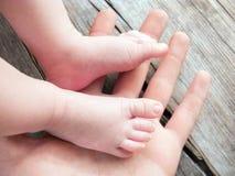 Concept heureux de parenting, fond de connexion de génération de fond photographie stock