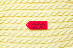 Concept holiday sales of clothes and textiles top view Royalty Free Stock Photos