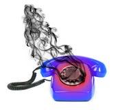 Concept hotline Royalty-vrije Stock Fotografie