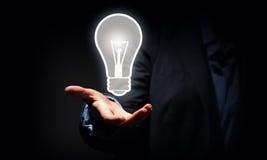 Concept of idea or creativity Royalty Free Stock Photos