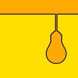 Concept of ideas Royalty Free Stock Photos
