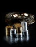 Concept II de pension images libres de droits