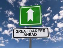 Great career ahead