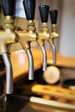 An concept Image of a beer tap in a pub royalty free stock images