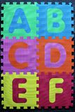 An concept Image of a colorful Alphabet, preschool - abc. An concept Image of a colorful Alphabet, preschool, - abc stock illustration
