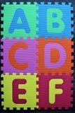 An concept Image of a colorful Alphabet, preschool - abc. An concept Image of a colorful Alphabet, preschool,  - abc Royalty Free Stock Photos
