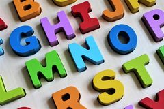 An concept Image of a colorful Alphabet, preschool - abc. An concept Image of a colorful Alphabet, preschool, - abc vector illustration