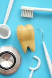 Concept image of dental Stock Image