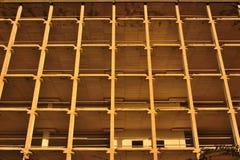 Concept image: empty housing blocks Royalty Free Stock Photo