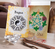 Concept image of Feng Shui Royalty Free Stock Photography