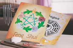 Concept image of Feng Shui Royalty Free Stock Photo