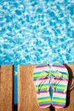 Concept image of summer holidays Stock Images