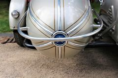 An image of a motorcycle sidecar royalty free stock photography