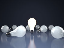 Concept of innovation Stock Photos