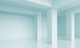 Concept intérieur moderne illustration de vecteur