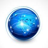 Concept internet communication Royalty Free Stock Photos