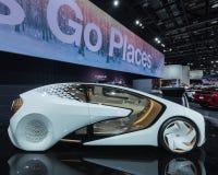 Concept-je de Toyota, NAIAS Images stock