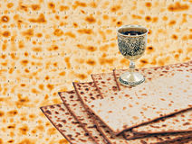 Concept of Jewish Passover holiday Royalty Free Stock Photos