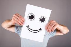 Concept of joy Stock Photo