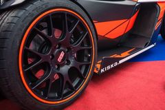 Concept KTM X�BOW Royalty Free Stock Photos