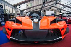Concept KTM X‐BOW Royalty Free Stock Photo