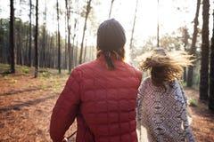 Concept l'explorant de vacances de voyage de couples Image stock