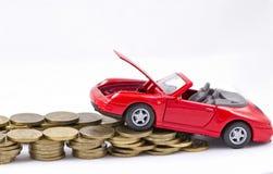 Concept : la réparation des automobiles Photographie stock libre de droits