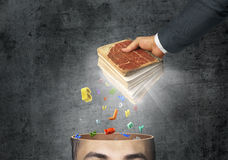 Concept of learning. Stock Photography
