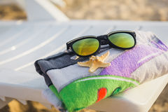 The concept of leisure at the resort. Royalty Free Stock Photography