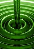 Concept liquide Photographie stock libre de droits