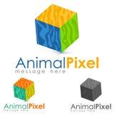 Concept Logo Stock Photography