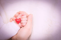 Concept of love and family Royalty Free Stock Photography