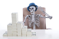 Concept media reports about stock and finance. stock image
