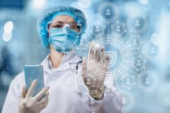 The concept of medical care on mobile devices