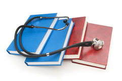 Concept of medical education royalty free stock photo