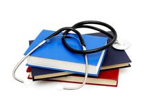 Concept of medical education Royalty Free Stock Photography