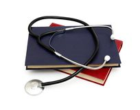 Concept of medical education Royalty Free Stock Images