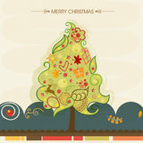 Concept of Merry Christmas celebrations. Royalty Free Stock Photos