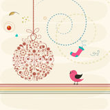 Concept of Merry Christmas and Happy New Year celebrations. Royalty Free Stock Images