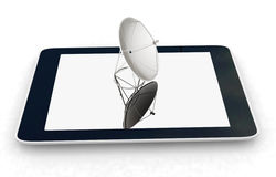 The concept of mobile high-speed Internet Stock Image