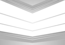 Concept modern light corporate background Stock Photos