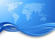 Concept mondial d'affaires Photo libre de droits