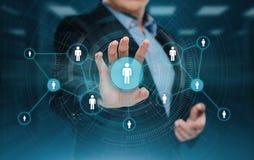 Concept mondial global d'Internet de technologie de réseau d'affaires de communication photographie stock