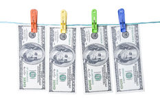 Concept Of Money Laundering Stock Images