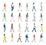 Concept multi-ethnique d'unité de variation d'appartenance ethnique de diversité Images stock