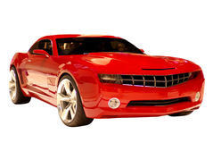 Concept Muscle Car Stock Images