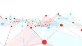Concept netwerken, technologie of zaken Royalty-vrije Stock Afbeeldingen